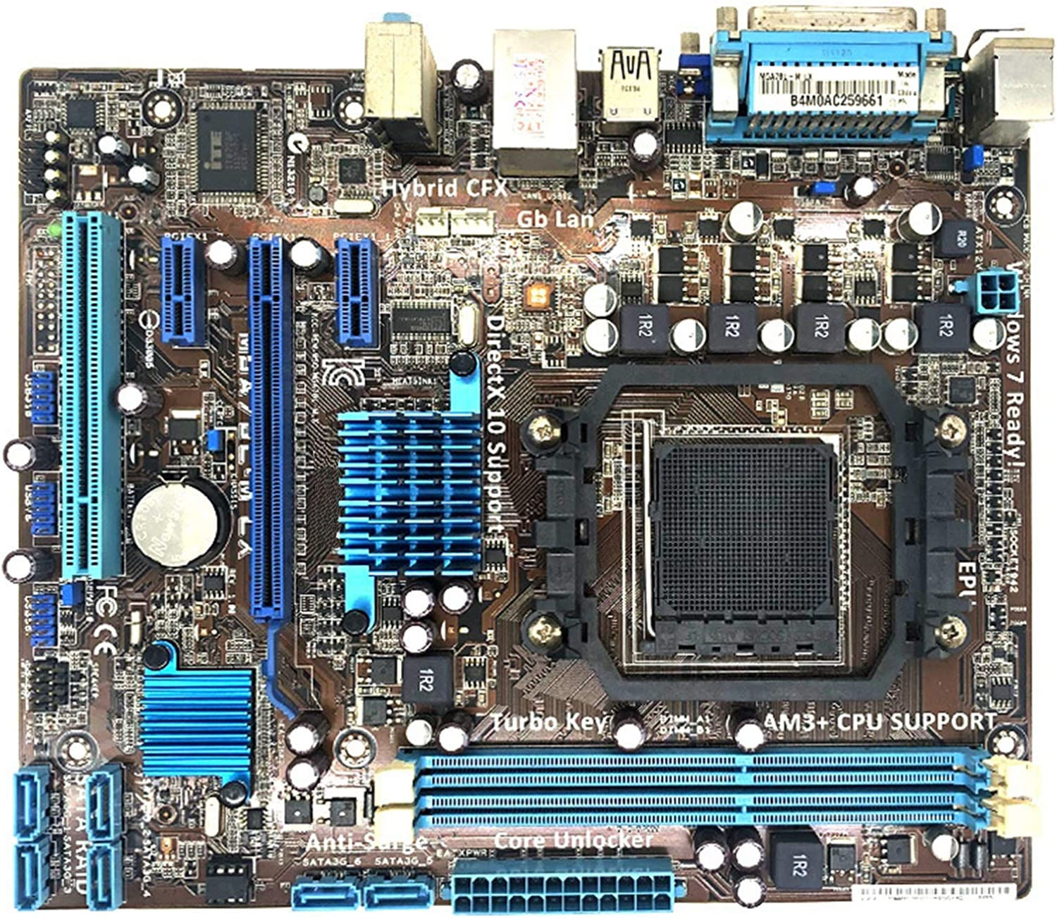 Topics on TV WERTYU Max 88% OFF Comput Motherboard Fit for ASUS DDR3 M5A78L-M AM3+ AM3 LX
