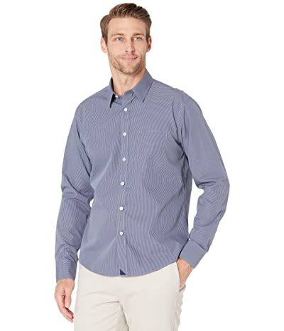 UNTUCKit Wrinkle-Free Marcasin Shirt (Blue) Men