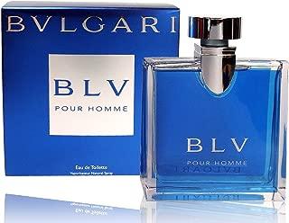 Blv Pour Homme Fragrance By Bvlgari Men 1.7 Oz Edt Cologne Spray