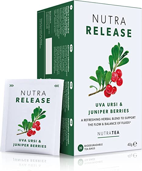 NUTRARELEASE - Water Retention Tea | Bloated Stomach Tea