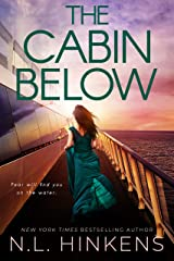 The Cabin Below: A psychological suspense thriller (Villainous Vacations Collection) Kindle Edition