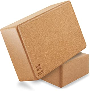 Node Fitness Premium Yoga Block (Set of 2) - 3 Inch Thick EVA Foam Brick