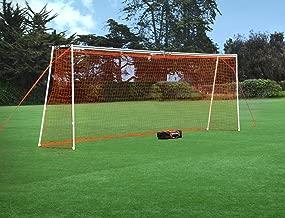GOLME PRO Training Soccer Goal - Full Size Ultra Portable Soccer Net