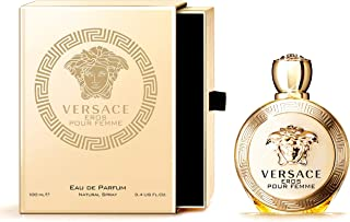 Versace Perfume - Eros Pour Femme by Versace - Perfume for Women, 100 ml - EDP Spray
