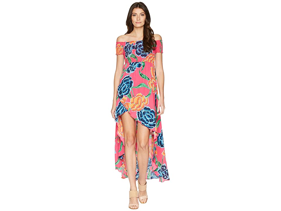 Show Me Your Mumu Willa Maxi Dress (Floratopia) Women