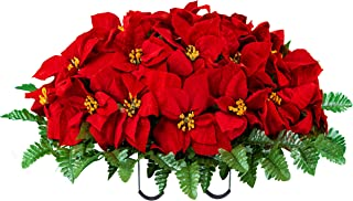 Best tombstone saddle flower arrangements Reviews