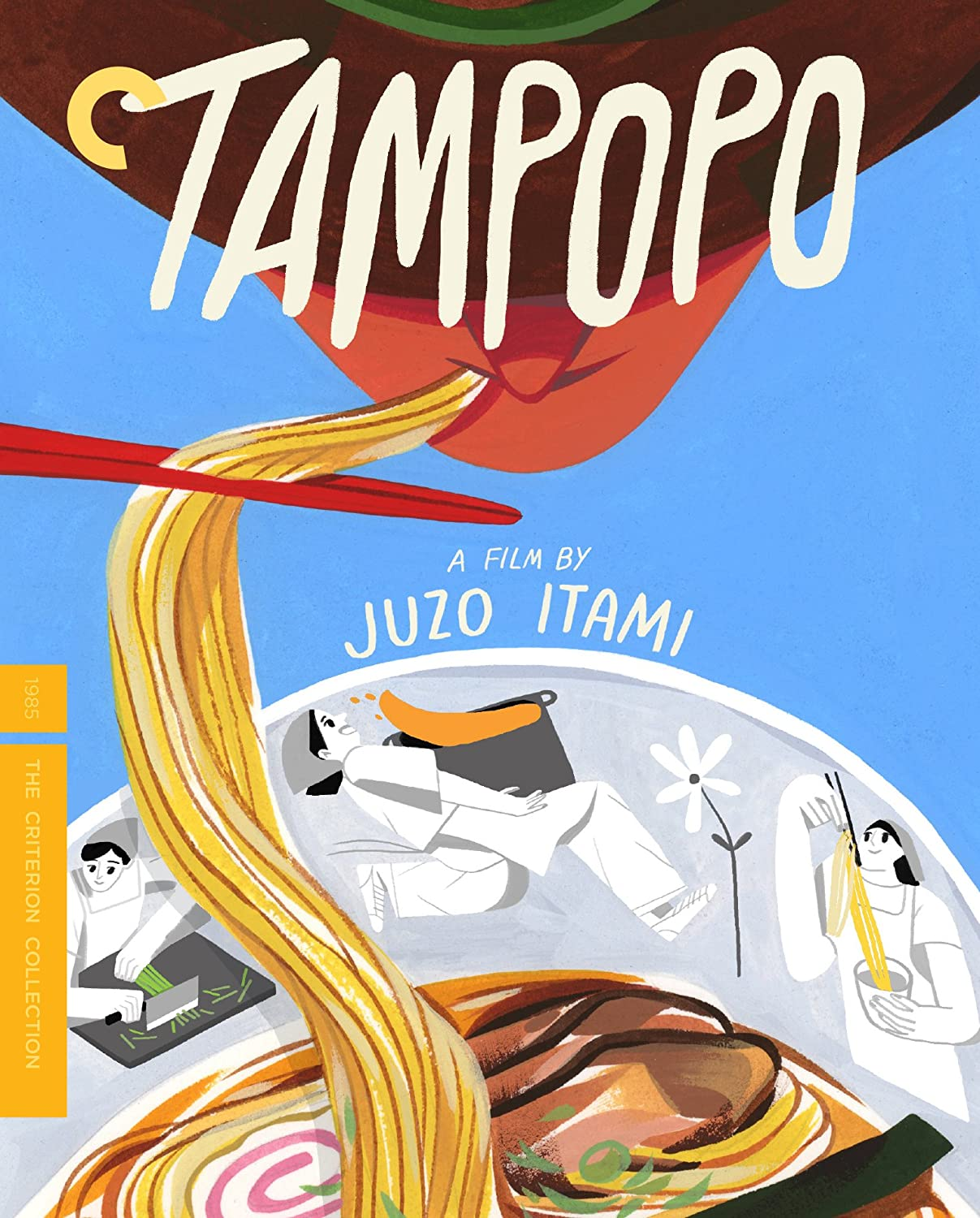 Outlet sale feature Tampopo Max 79% OFF The Criterion Collection Blu-ray