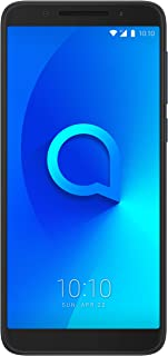 Alcatel 3 Dual SIM - 16GB, 2GB RAM, 4G LTE, Black