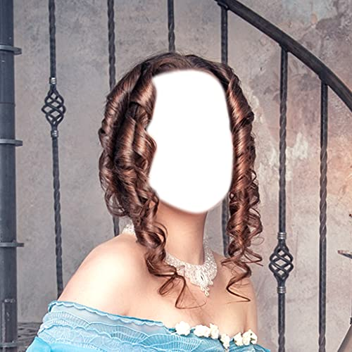 Prinzessin-Foto-Montage