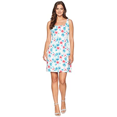Tommy Bahama Sierra Madra Sleeveless Dress (White) Women
