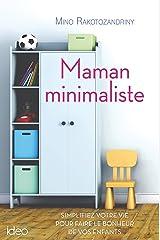 Maman minimaliste Format Kindle