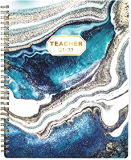 Teacher Planner 2021-2022 - Weekly & Monthly Planner 2021-2021, July 2021 - June 2022, 8'' x 10'', Lesson Plan Book, Weekl...