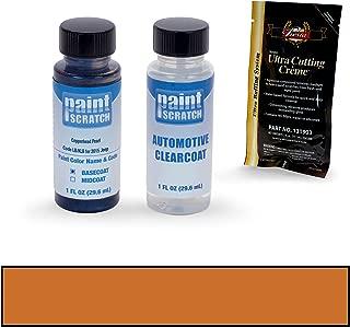 PAINTSCRATCH Copperhead Pearl LB/KLB for 2015 Jeep Wrangler - Touch Up Paint Bottle Kit - Original Factory OEM Automotive Paint - Color Match Guaranteed