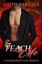 Teach Me: Connor's story (Masquerade Club Duet Book 3)
