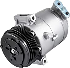 Mophorn CO 20741C 15-21588 15-22261 471-9005 Universal Air Conditioner AC Compressor for 02 03 04 05 06 07 08 09 10 11 12 Chevy Pontiac Saturn 60-00982NA AC Compressor 67275 68275 97296 98296