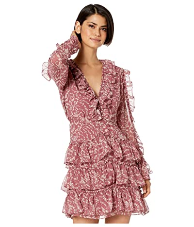 Bardot Alessia Frill Dress (Ditsy Floral 1) Women