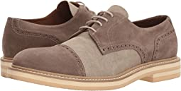eleventy - Suede/Canvas Brogue