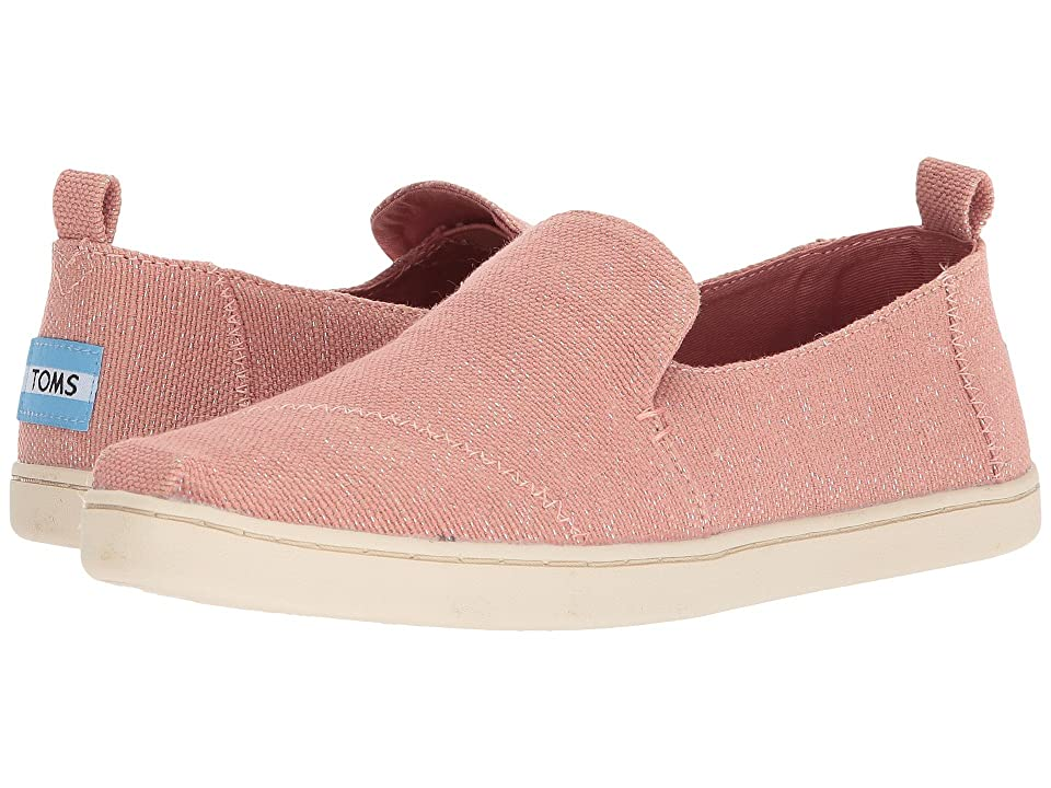 TOMS Deconstructed Alpargata (Bloom Metallic Jute) Women