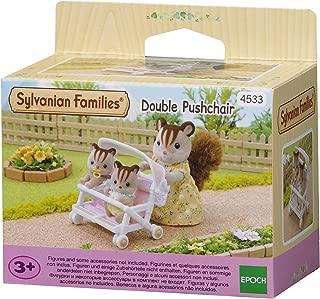 Sylvanian Families Double Pushchair,Furniture