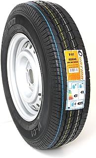 "Compleet wiel 185R14C 112x5 900kg wielen 14"" 185/14 R 14 C aanhangerwiel banden trailer"