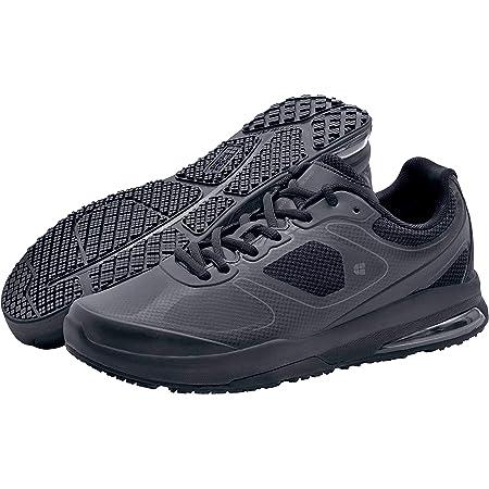 Shoes for Crews 21211-43/9 Style Evolution II Men's Slip Resistant Trainers, Black, 9 UK (43 EU)