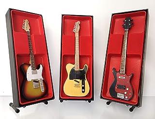 Miniatura Guitarra Replica Set: década de los Rolling Stones