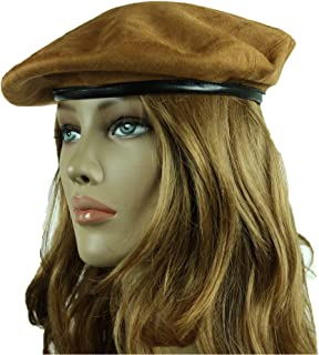 ed020bc97 Amazon.com: Golds - Berets / Hats & Caps: Clothing, Shoes & Jewelry