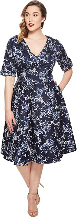 Plus Size Delores Dress