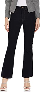 Marks & Spencer Women's Chino Western Jeans (T57_6015K_Indigo Mix_12)