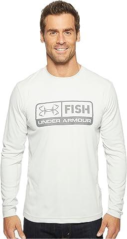 Under Armour - UA Fish Hunter Tech Long Sleeve Shirt