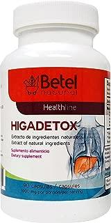 Higadetox 90 Capsulas - Higadetox 90 Capsules