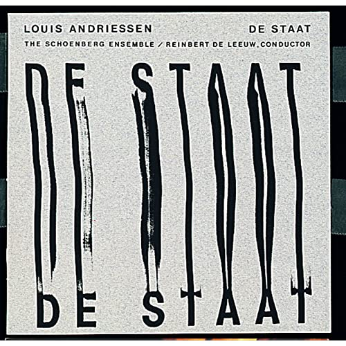 De Staat By Louis Andriessen On Amazon Music Amazoncom