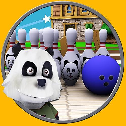 Pandoux Bowling for kids
