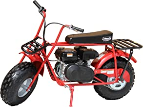 Coleman Powersports 196cc/6.5HP Coleman CT200U Gas Powered Mini Trail Bike
