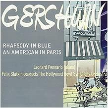 symphony in blue gershwin