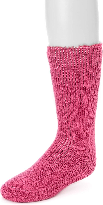 MUK LUKS unisex-child Kid's 1-pair Heat Retainer Socks