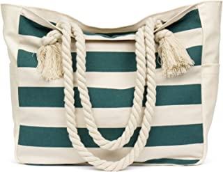 Best canvas bag rope handles Reviews