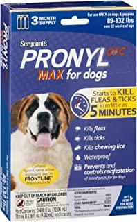 Best pronyl plus for dogs Reviews