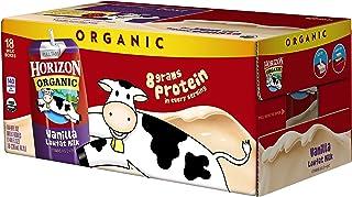 Horizon Organic Vanilla Milk, 8.0 Oz. Carton (18 count)