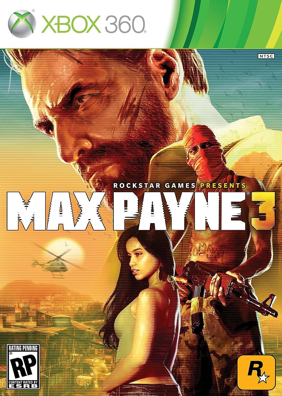 Microsoft MAX PAYNE 3 XBOX360