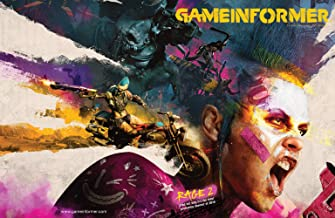 Game Informer 309 - The World's #1 Video Game Magazine - January 2019 - Rage 2: Find Out Why It's the Most Promising Shooter of 2019