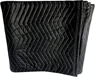 Moving Blankets- Black 12 Pack 65 lbs. - Filmcraft Studio Equipment