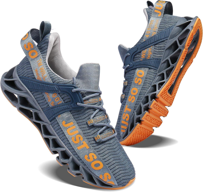 UMYOGO Japan's largest assortment Mens Athletic Walking Blade Tennis Running [Alternative dealer] Shoes Fashion