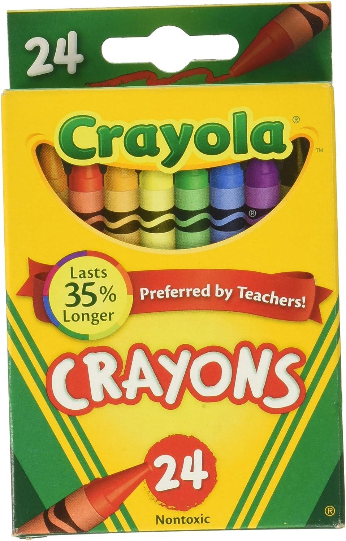 crayons  lot of crayons