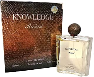 Knowledge by Rasasi 100ml EDT for Men