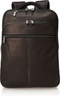 """Kenneth Cole Reaction Back-Stage Access Slim Colombian Leather TSA Checkpoint-Friendly 16"""" Laptop & Tablet Travel Business..."""