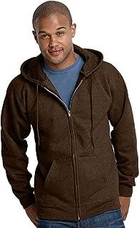 Hanes Mens Ultimate Cotton Heavyweight Full Zip Hoodie