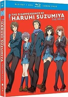 Disappearance of Haruhi Suzumiya: the Movie [Blu-ray] [Import]