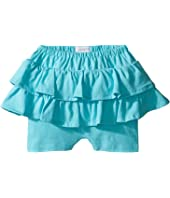 Mud Pie - Blue Skirted Shorts (Infant/Toddler)