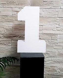 Numeri in Polistirolo per scuola, feste, eventi, matrimoni, compleanni